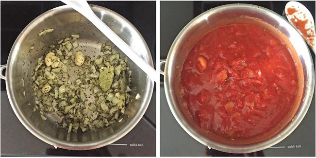 30 Minute Tomato Spaghetti Sauce 3