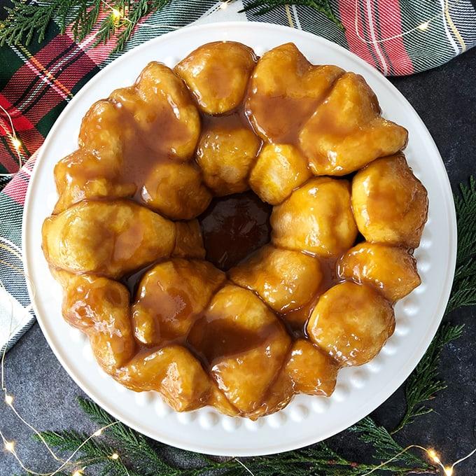 Christmas Morning Cinnamon Buns