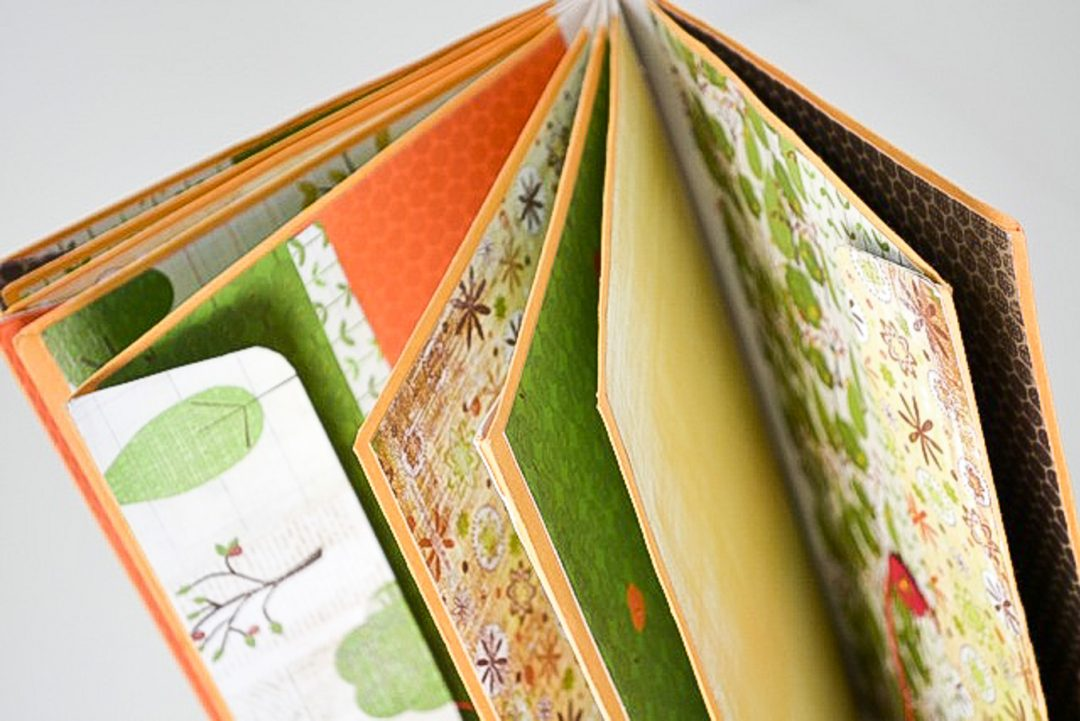 Scrapbook Keepsake Book Tutorial-3
