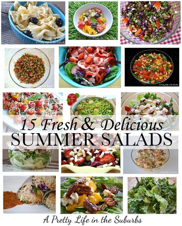 15 Summer Salads
