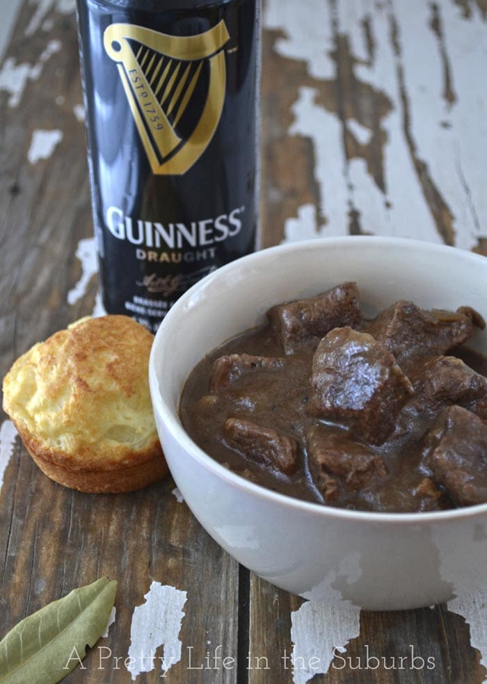 Guinness Braised Beef Stew