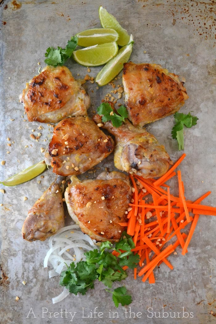 Coconut Lime Thai Chicken