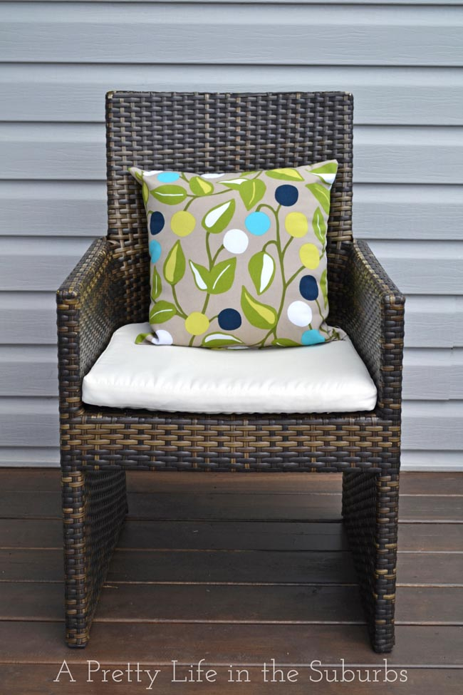 Fixing Outdoor Rattan Furniture - Fixing Outdoor Rattan Furniture - A Pretty Life In The Suburbs