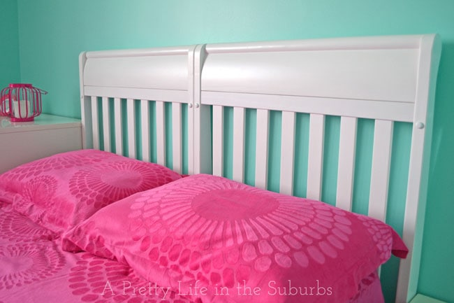 Turquoise Amp Hot Pink Tween Room A Pretty Life In The Suburbs