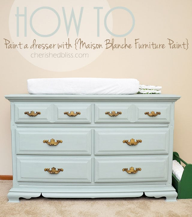 How-to-Paint-a-dresser