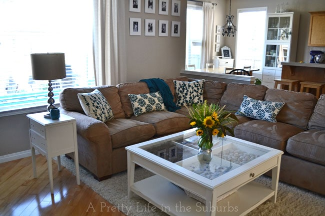 Captivating My Living Room Refresh For Late Summer/Early Fall Part 2