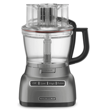 Kitchen Aid Food Processor Review 5{A Pretty Life}