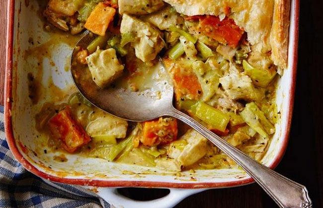 Curry-Pot-Pie