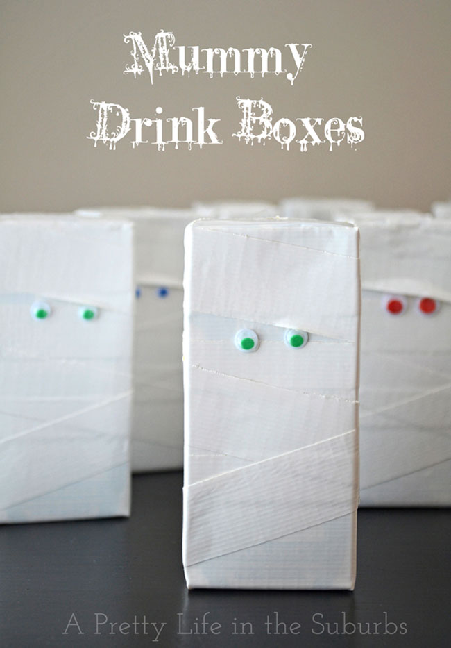 Mummy Drink Boxes