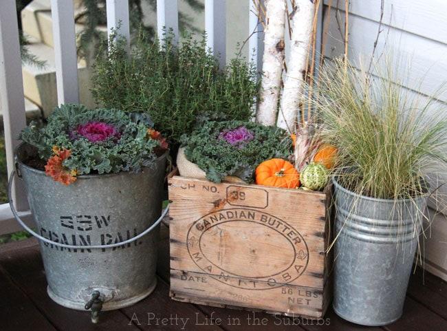 Pretty-Fall-Planters-{A-Pretty-Life}