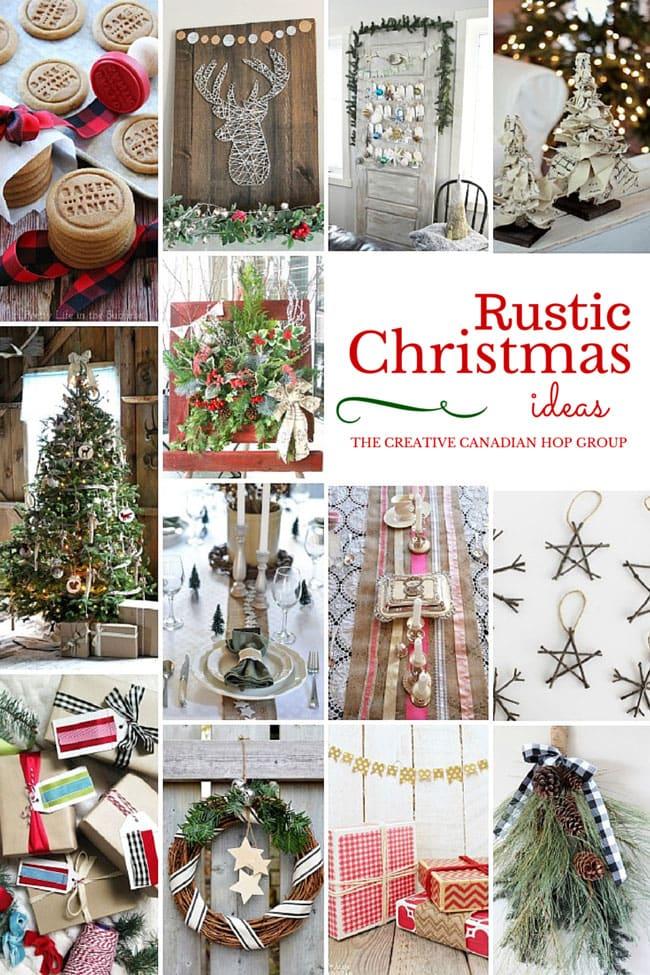 Rustic Christmas Ideas