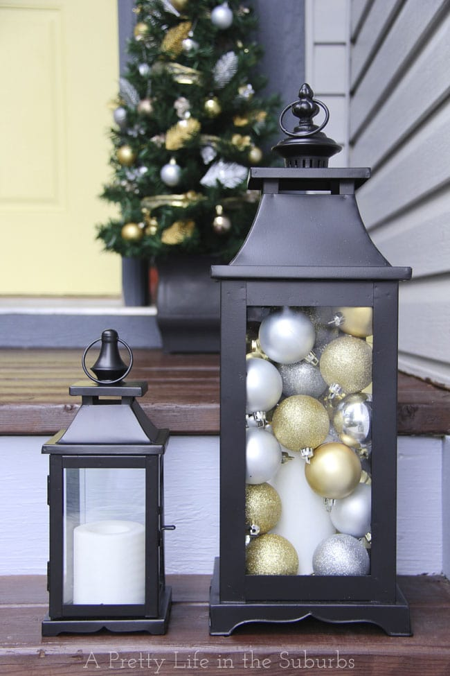 Silver-and-Gold-Christmas-Porch-4{A-Pretty-Life}