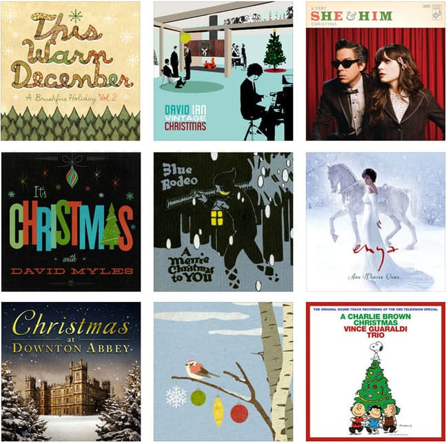 Christmas Music Playlist 2014 {A Pretty Life}