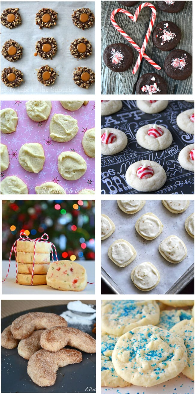 My Best Christmas Cookies {A Pretty Life}