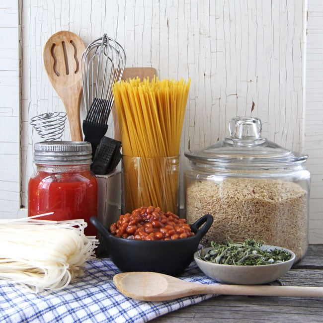 Building a Dinner Pantry: The Essentials