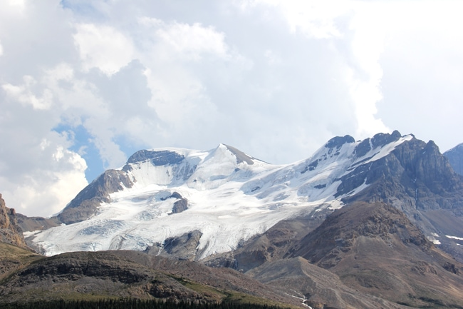 Jasper Glacier Skywalk