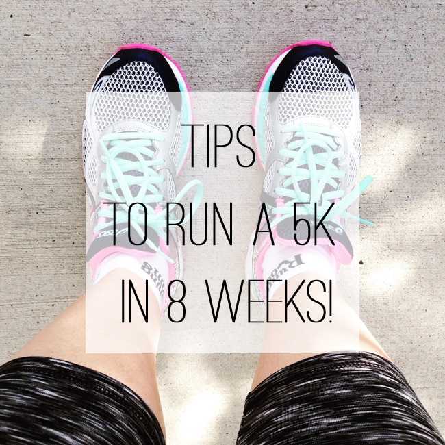 Tips To Run A 5k In 8 Weeks