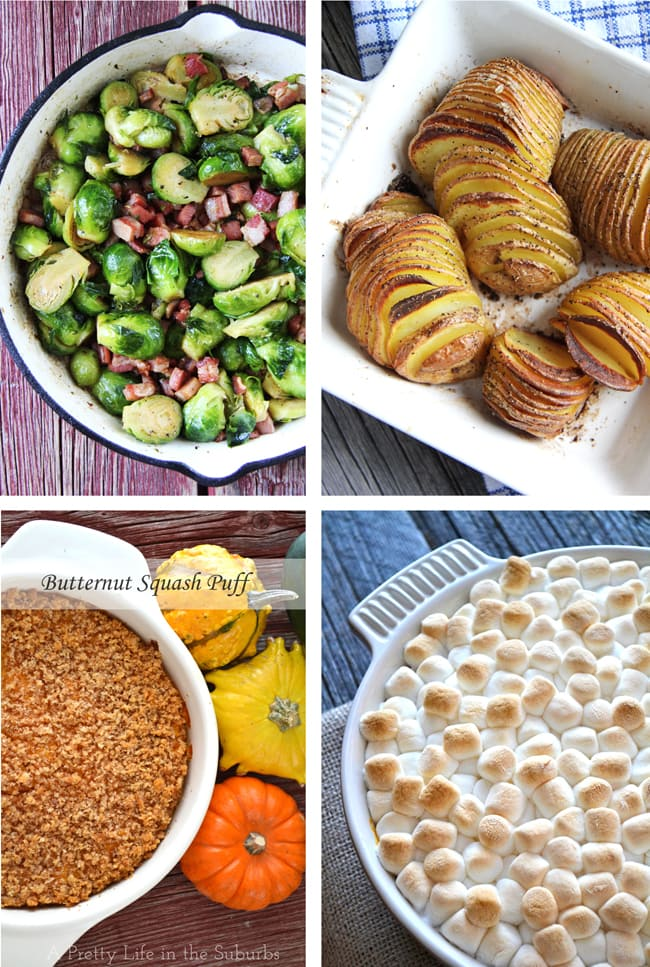 Thanksgiving Side Dish Ideas