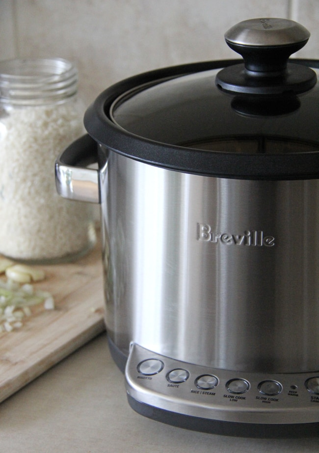 Breville The Risotto Plus Review
