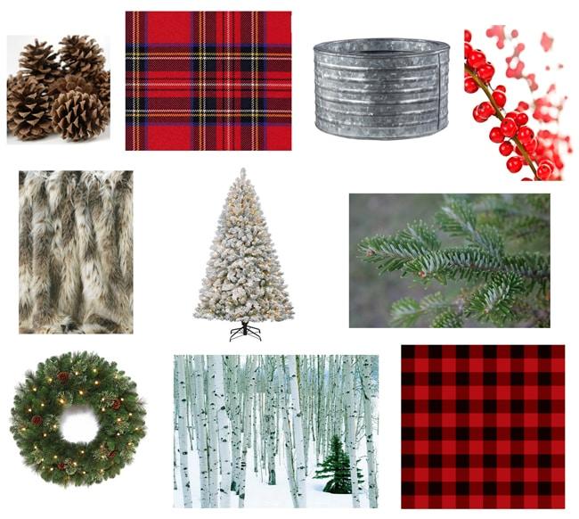 Christmas Inspriration Board