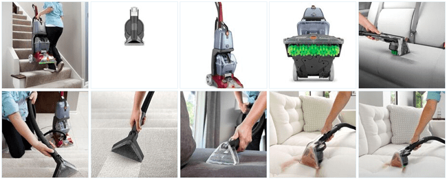Hoover Power Scrub Carpet Cleaner Review2