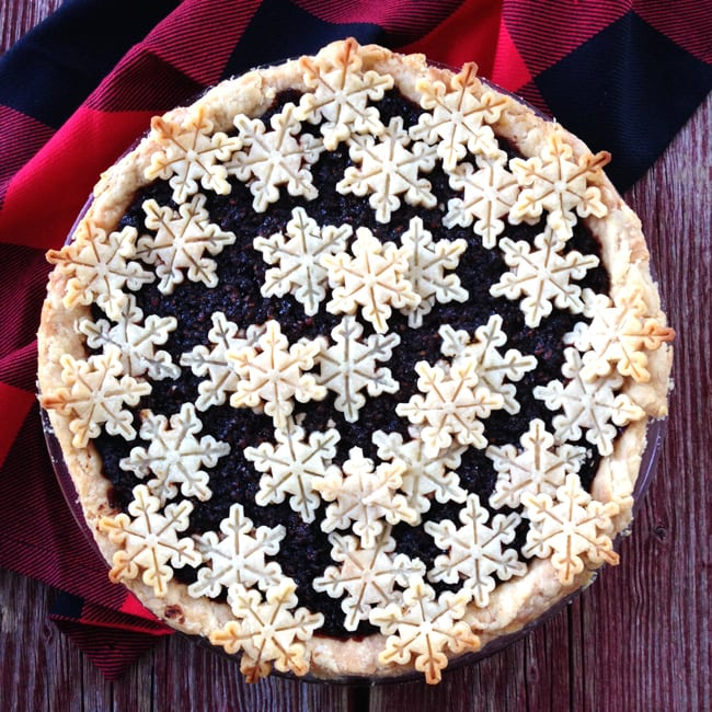 Mincemeat Pie {A Pretty Life}