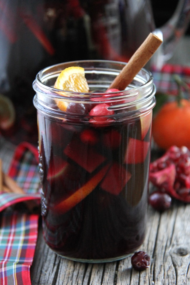 Winter Sangria 8{A Pretty Life}