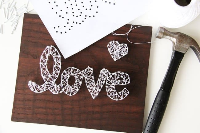 String Art Tutorial