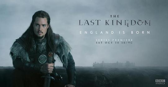The Last Kingdom on Netflix