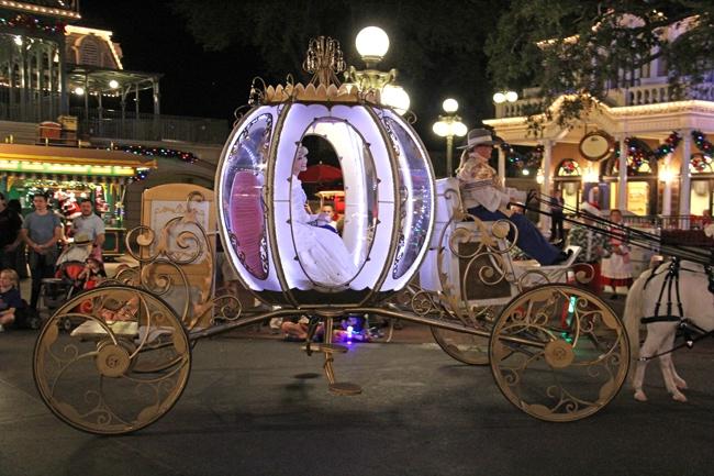 Walt Disney World Resort Florida Christmas Parade