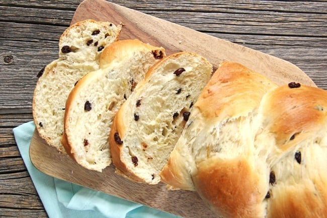 Easter Panettone Bread {A Pretty Life}2