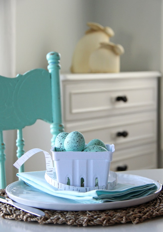 Robinu0027s Egg Blue Easter Table Setting A Pretty Life & tablescape Archives - A Pretty Life In The Suburbs
