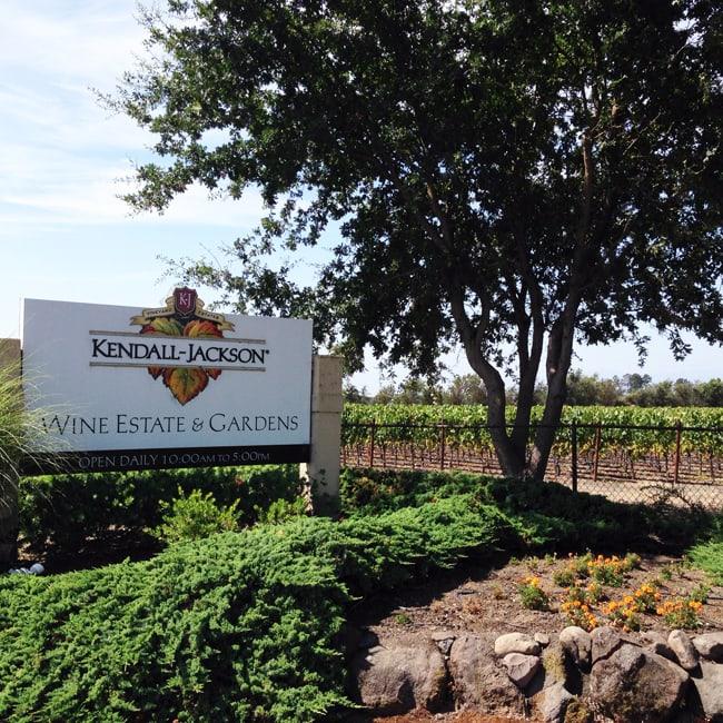 Vineyard Tour at Kendall-Jackson 3