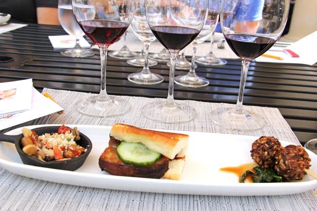 Wine and Food Tasting at Kendall-Jackson 2