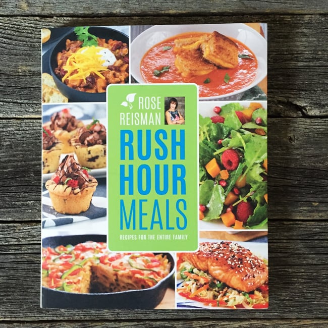 Rush Hour Meals Cookbook Review