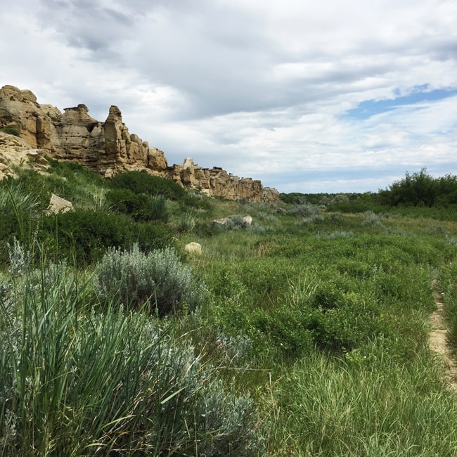 Writing-on-Stone Provincial Park 2