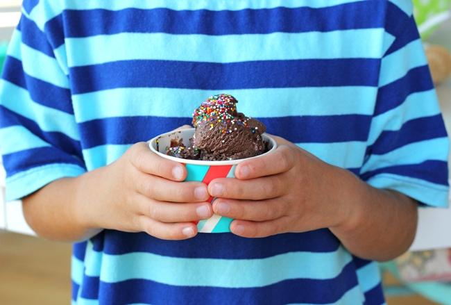 Summer Frozen Dessert Party {A Pretty Life}4