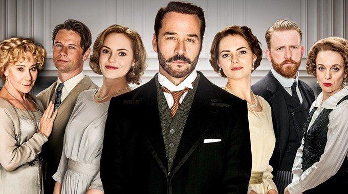 Mr Selfridge on Netflix