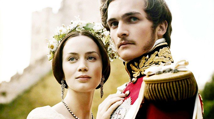The Young Victoria on Netflix