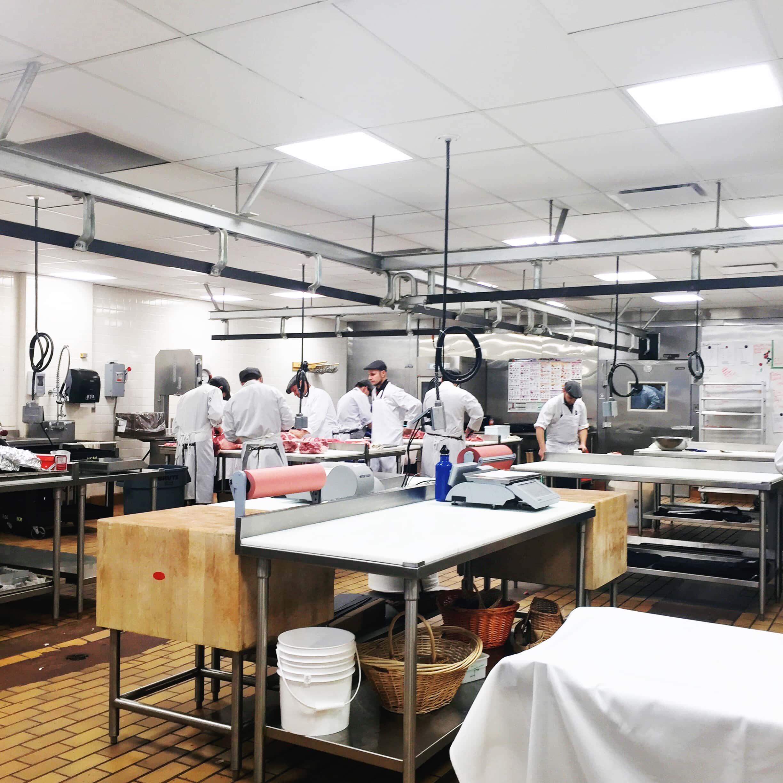 SAIT Butchery and Charcuterie Program