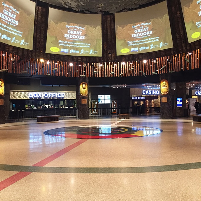 The Great Indoors at Casino Rama Resort