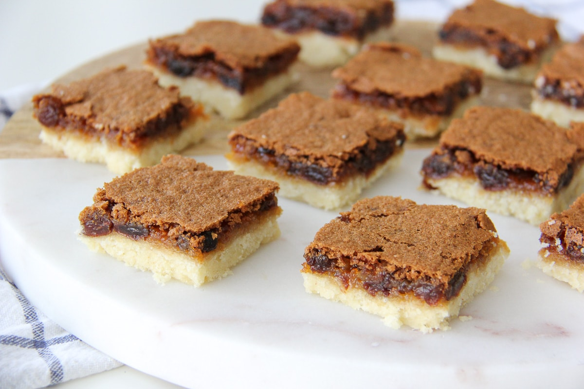Butter Tart Square