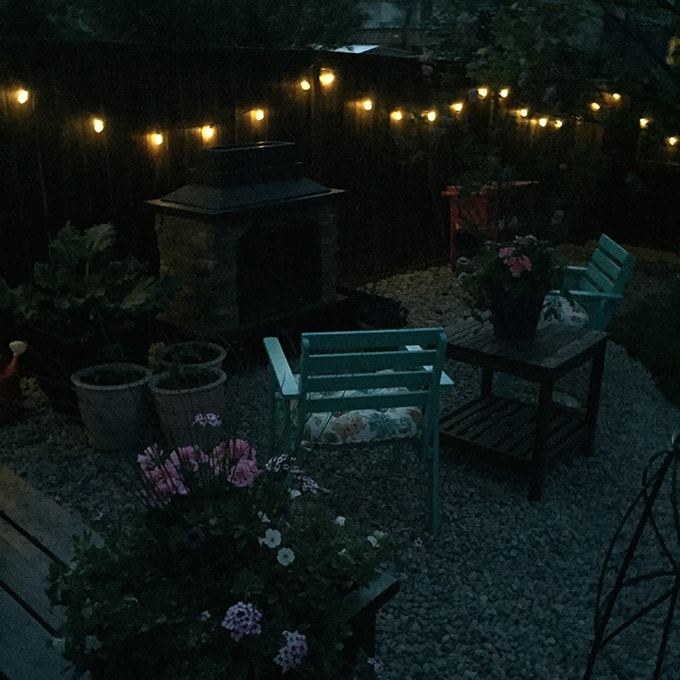 If You Have Been Dreaming Of Stringing Lights In Your Garden E Don T Wait Another Minute Just Hang Them Won Regret All Lovely Nights Under