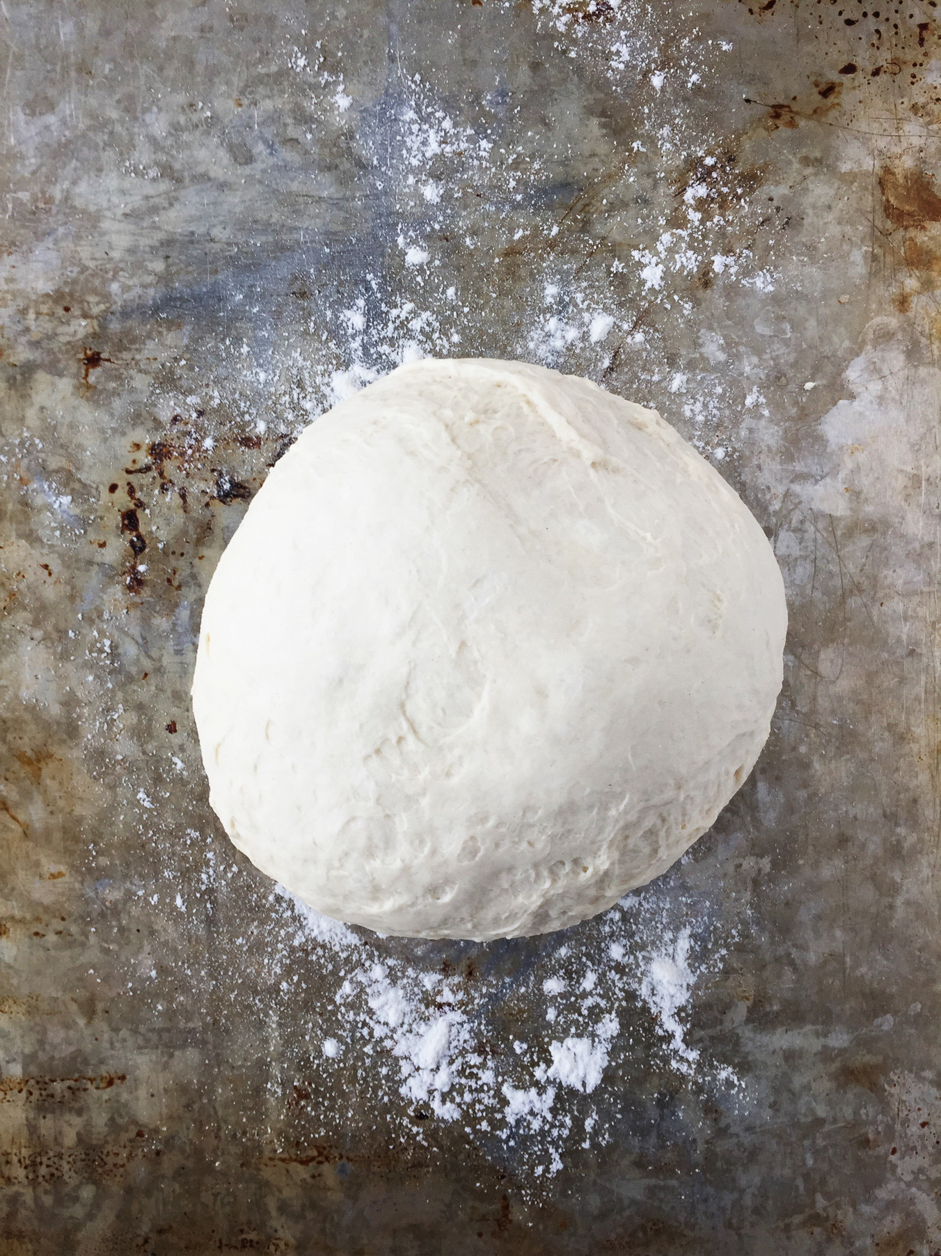 Bread Machine Pizza Dough