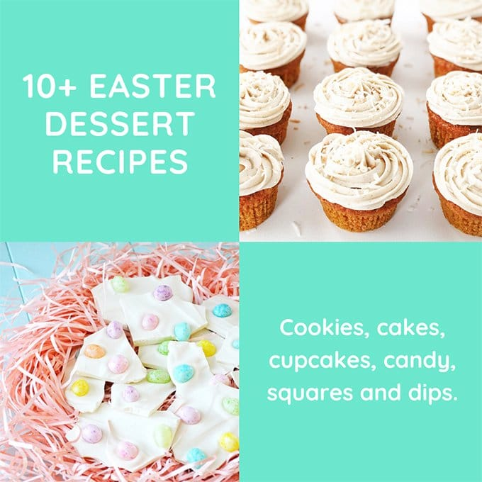 Easter Dessert Ideas