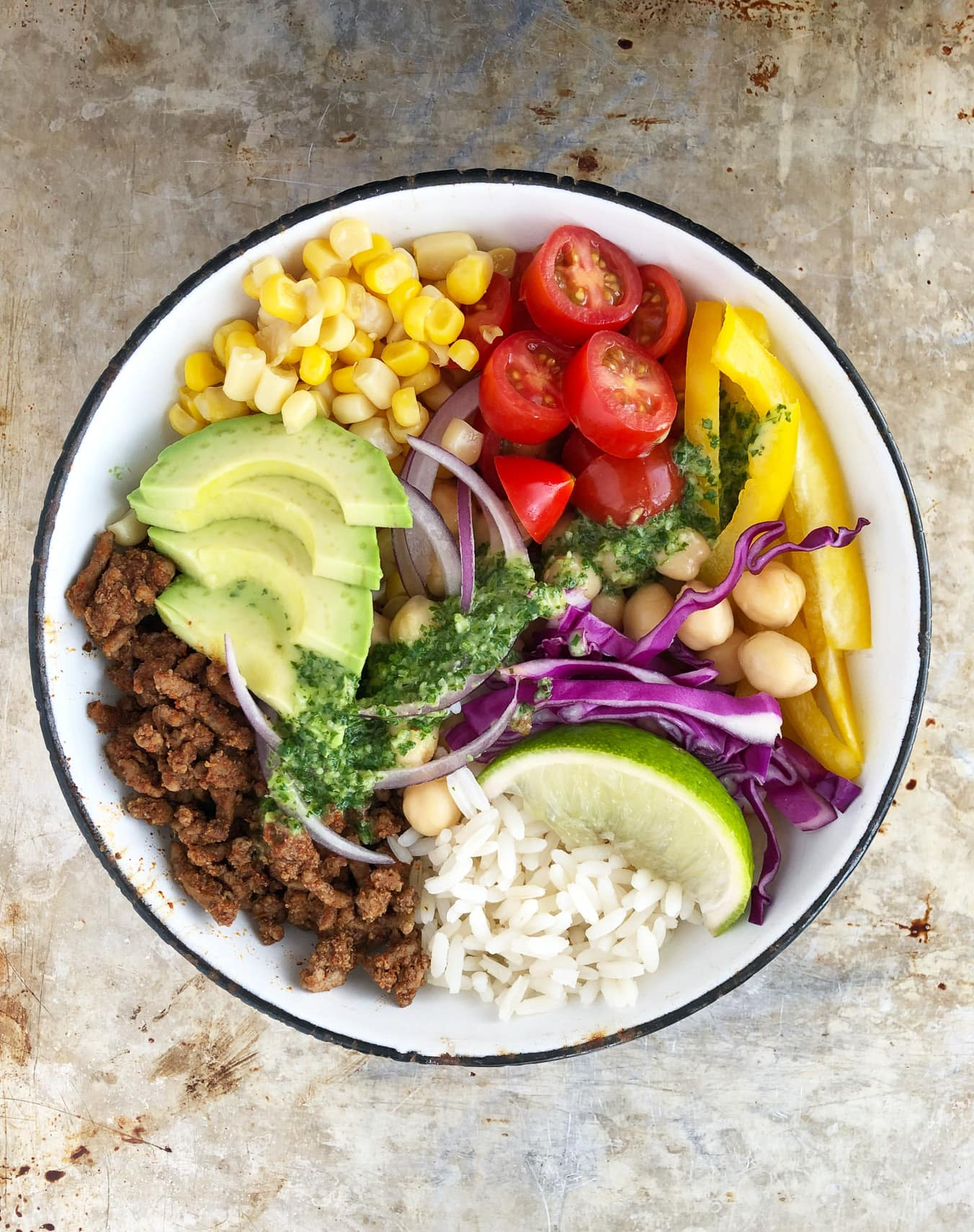 Mexican Bowl Recipe