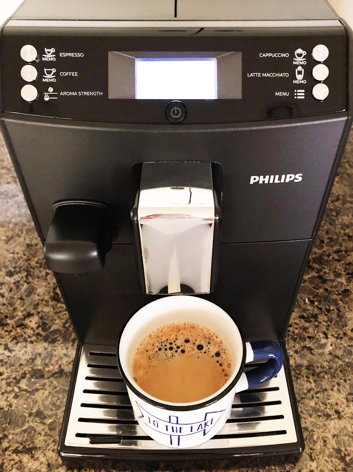 It's Coffee O'Clock! Philips 3100 Review