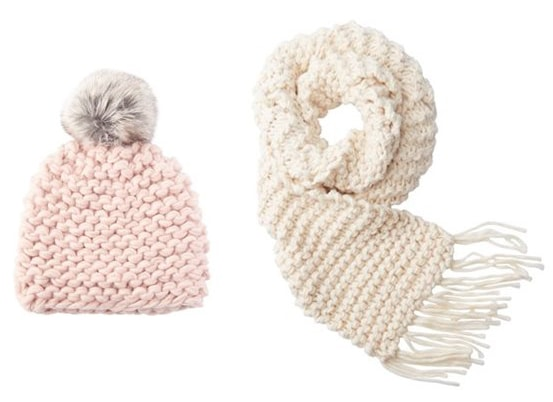 Cozy Toques and Scarves from Chapters
