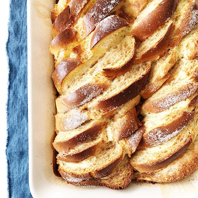 Cinnamon Sugar French Toast Bake