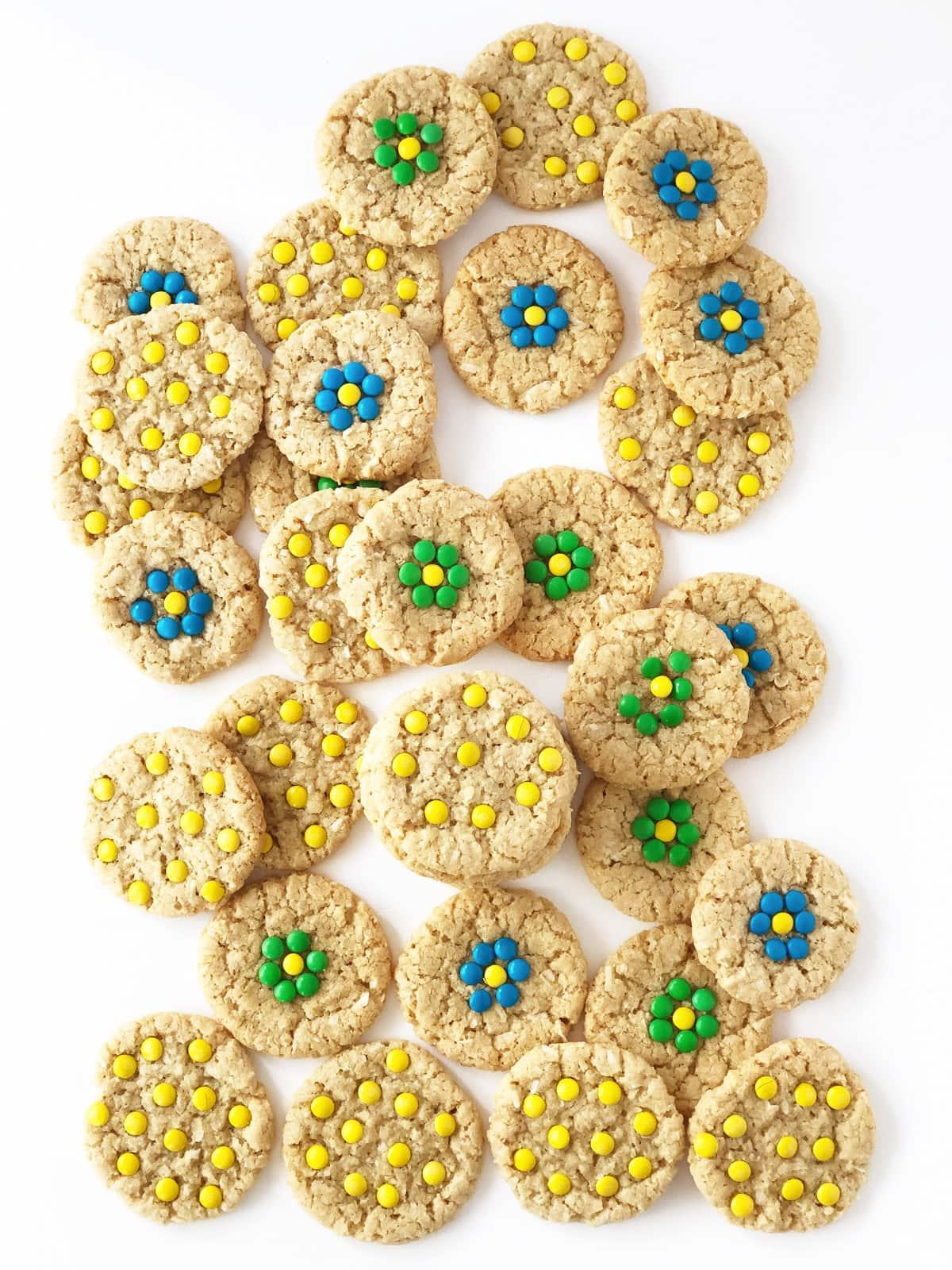 Summer Sunshine Cookies
